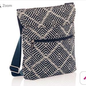 Thirty One Organizing Shoulder Bag Diamond Weave